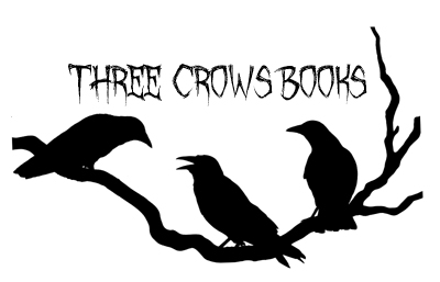 Three Crows Books Logo © 2011